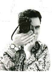 Alberto es uno de los profesores de los cursos de fotografía