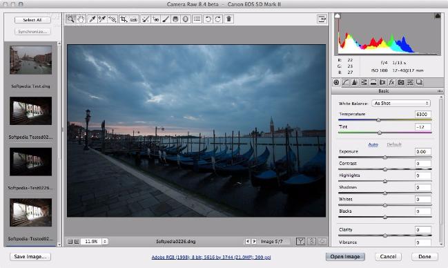 Curso de fotografía y procesado RAW. Aprenderás a procesar tus archivos con la aplicación de Adobe Camera Raw